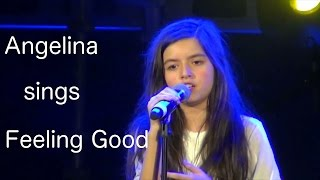 Angelina Jordan - Feeling Good - Norway - February 13th 2016