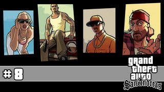 GTA: San Andreas Lets Play - Ep.8 ALL YOU HAD TO DO WAS FOLLOW THE DAMN TRAIN CJ