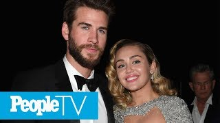 Liam Hemsworth Breaks Silence On His Split With Miley Cyrus | PeopleTV