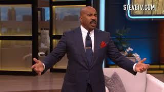 What On Earth Did Steve Harvey Find In His Junk Drawer?
