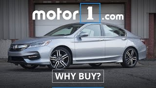 Why Buy?   2017 Honda Accord V6 Touring Review