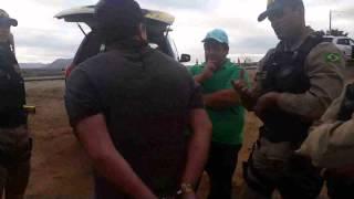 Vídeo da PRF mostra abordagem dos policiais ao deputado Carlos Augusto Maia