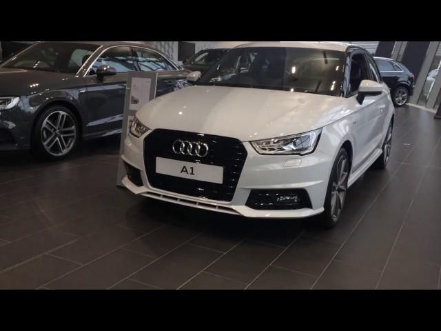 2017 Audi A1 - Exterior and Interior Walkaround