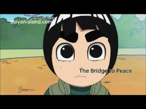 Silly Rock Lee Anime Promotional Video