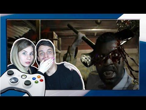 """""""Resident Evil 7"""" - САМЫЙ ПРОТИВНЫЙ МОМЕНТ ... ^-^ ч.3"""