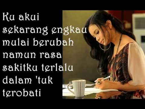 Rossa - Tak Sanggup Lagi (full Lirik) video