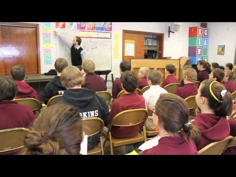 Berks Christian School Promotional Video - 03/05/2011