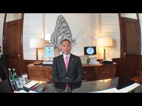 郭文贵8月3日报平安直播:关于网上虚假录音和香港警察搜查文贵香港办公室