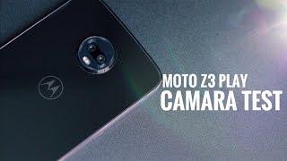 Moto Z3 Play: Camara Test.