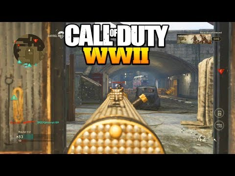 call of duty ww2 needs to be changed...