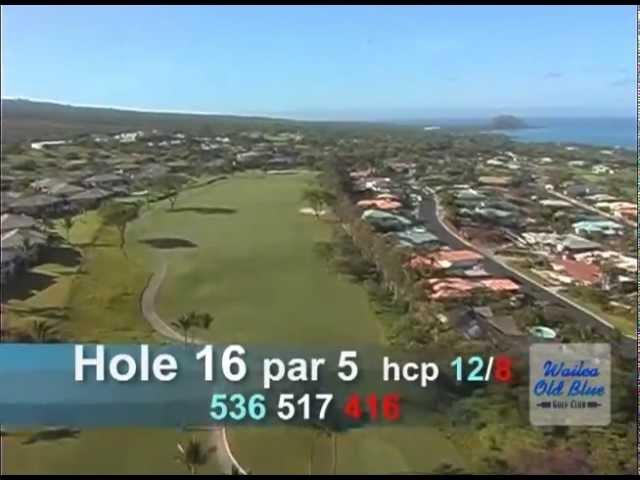 Hole No. 16
