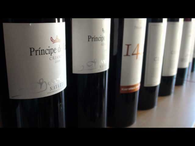Wines of Navarra - Principe de Viana