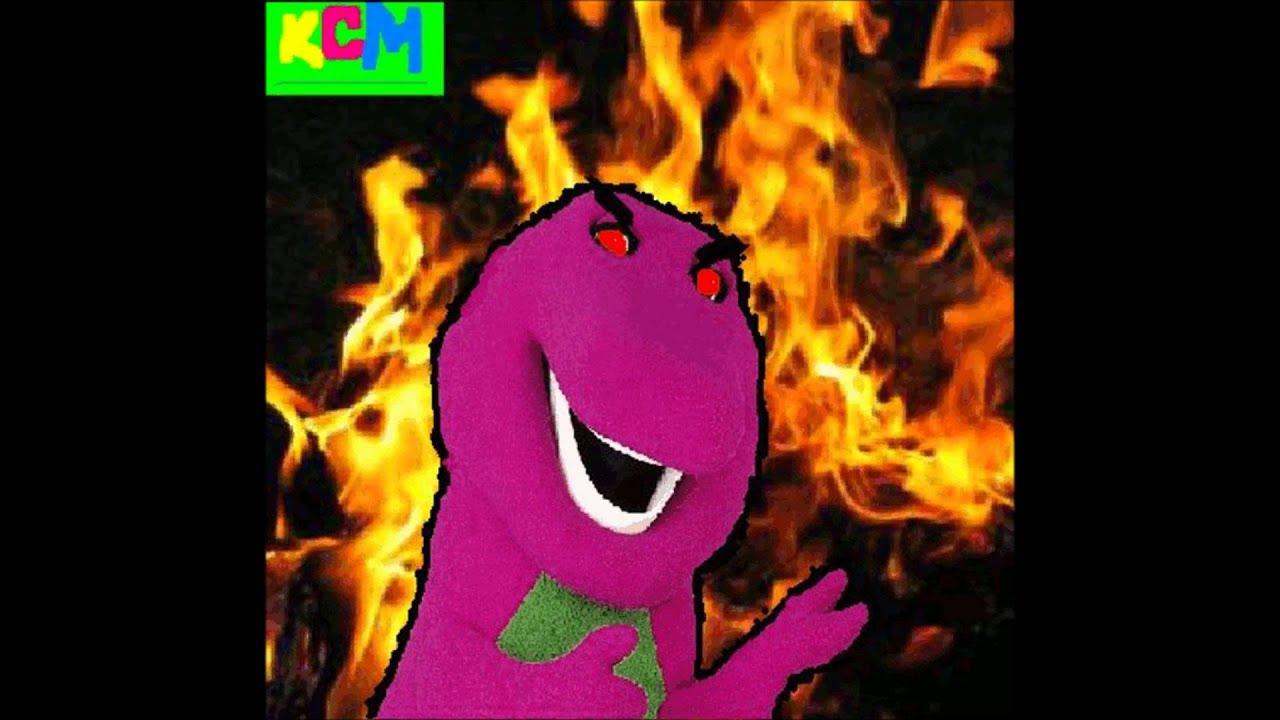 Evil Elmo With Gun Gal...