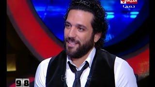 100 سؤال - الفنان حسن الرداد يختار الاجمل بين يسرا اللوزي وحورية فرغلي