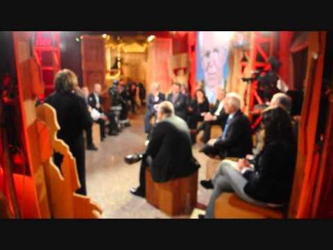 Mario Monti a Leader da Lucia Annunziata 3° Parte