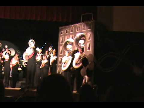 Fredericktown High School Marching Band 2011 Varsity Show