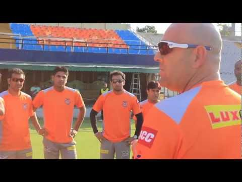 Welcoming Darren Lehmann to the KXIP