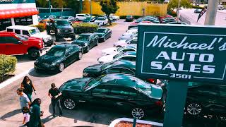 Visit Michael's Auto Sales For the Best Deals On Used Cars