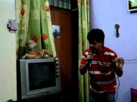 Ae Ajnabi Tu Bhi Kabhi Awaj De Kahin se Sung by Dr.Ravi Singh...