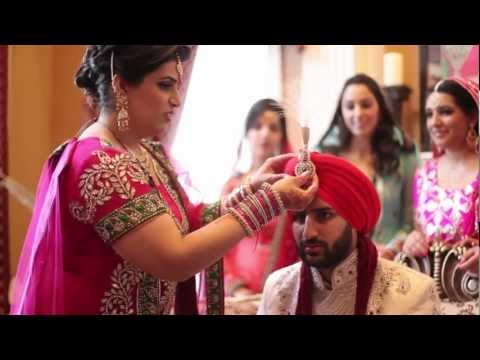 Amazing Punjabi Wedding Shown As Music Video To Allah Maaf From Desi Boyz video