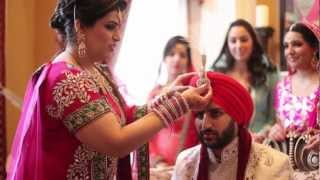 Desi Boyz - Amazing Punjabi Wedding shown as music video to Allah Maaf from Desi Boyz