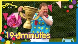 Mr Tumble's Competition Time Compilation | +19 Minutes!
