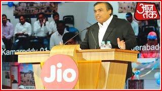 Reliance Jio Launch | Mukesh Ambani Speaks