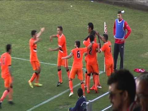 Algeciras 2 - Valencia Mestalla 3 (18-05-14)