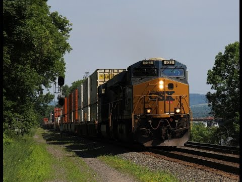 A Nice Rest And Relaxation On The Csx Mohawk Subdivision - Part 3 Final (6 29 2014) video