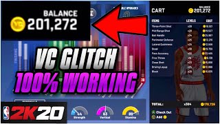*GAME BREAKING!* *450K IN MINUTES!* 100% WORKING VC GLITCH!!! (NBA 2K20 VC GLITCH) XBOX ONE & PS4!!!