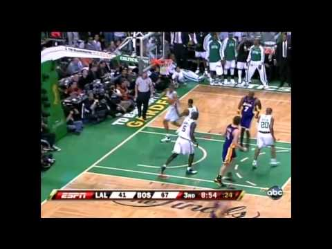 2008 NBA Finals - Game 6 - Los Angeles Lakers  VS Boston Celtics