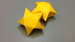 Daily Origami: 927 - Star Box