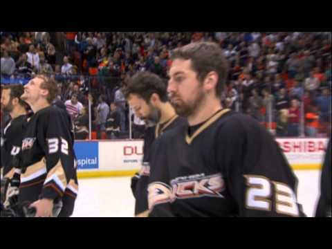 Detroit Red Wings - Anaheim Ducks NHL Playoffs 2007