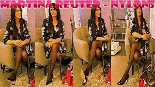 Martina Reuter Nylons Pantyhose Collant Strumpfhose on HSE24