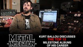 Kurt Ballou Discusses The Top 13 Milestone Albums Of His Career | Metal Injection
