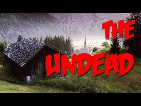 Custom Zombies - Map #28 The Undead: Indeed, a Suiting Name for a Zombies Map