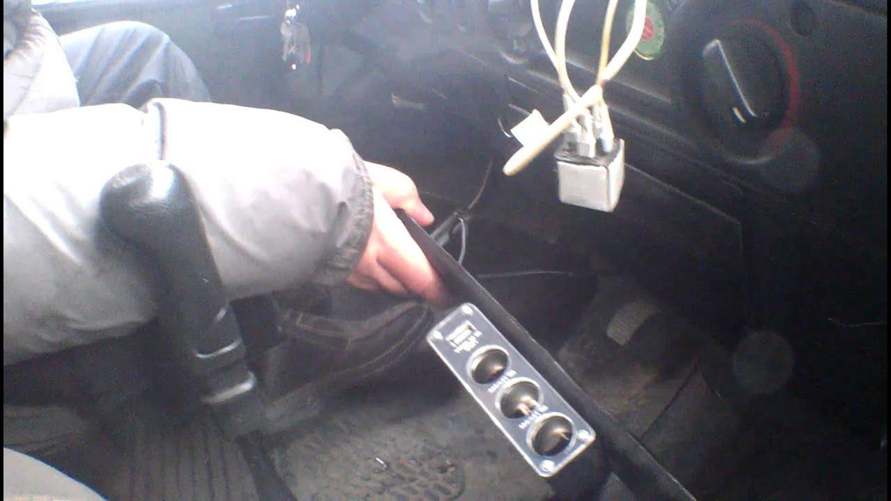 Автомобильного прикуривателя своими руками 710
