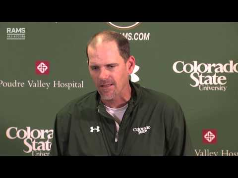 Mike Bobo Post-Scrimmage Press Conference - 8/22/15
