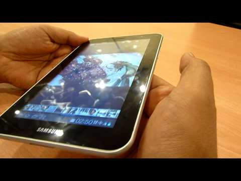 Review: Samsung Galaxy Tab 7.0 Plus (2)