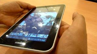 Review: Samsung Galaxy Tab 7.0 Plus