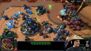 StarCraft 2 Terran vs Zerg   Cheese vs Cheese
