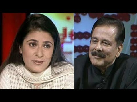 Your Call with Sahara chief Subrata Roy