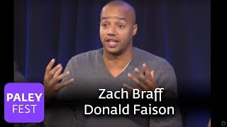 Scrubs - Braff and Faison