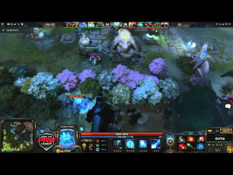Union Gaming vs paiN Gaming Game 2  MLG Pro League Americas Division 1  durkadota
