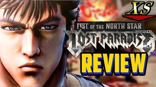 Fist of the North Star-Lost Paradise Review