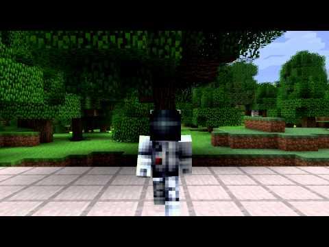 Neil Armstrong Minecraft Skin Spotlight
