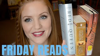 Friday Reads! 3/20/15