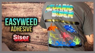 EasyWeed® Adhesive & Foils
