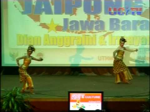 Tari Jaipong video