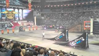 Gladiator Games New ERA - 23.11.2013 - ANTONIO NAVAS, ROCKY FLORENSA - Tandem freestyle motocross